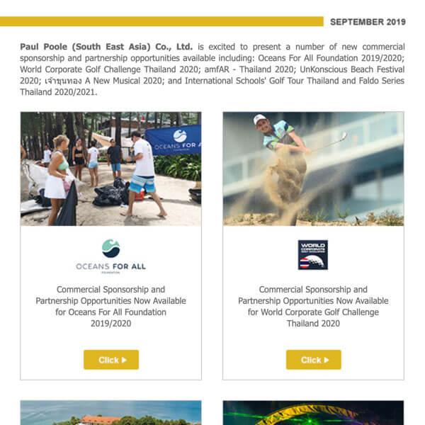 NEWS | Paul Poole (South East Asia) Co , Ltd